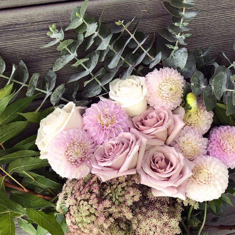 Feminine Pastels Bouquet