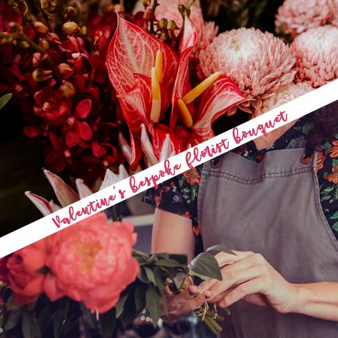 Valentine's Bespoke Florist Special